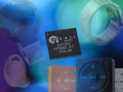 Altair Semiconductor and Ethertronics Announce High-Performance Small Antenna Technology for Tiny IoT and Wearable Devices