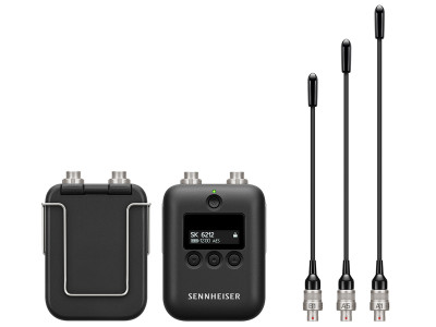 Sennheiser Unveils SK 6212 Mini-Bodypack Transmitter for Digital 6000 Wireless Systems