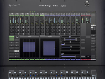Solid State Logic System T Mixes Next Generation Audio for EBU-Eurovision