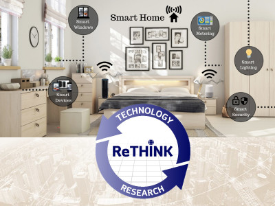 Smart Home Market Will Hit $15.75 Billion by 2023 According to Rethink Technology Research