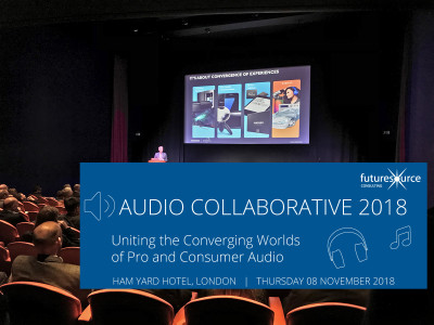 Audio Collaborative 2018: Uniting the Converging Worlds of Pro & Consumer Audio