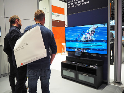 IBC 2018 Show Report: Changes in the Media Landscape Powering New Technologies