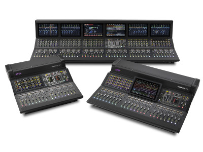 Avid Expands VENUE S6L Live Sound Modular Mixing Platform with New Compact Systems