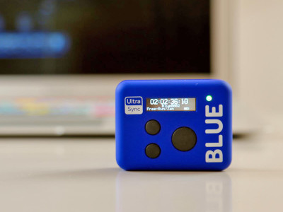 Timecode Systems Reveals New UltraSync BLUE Timecode-Over-Bluetooth Solution