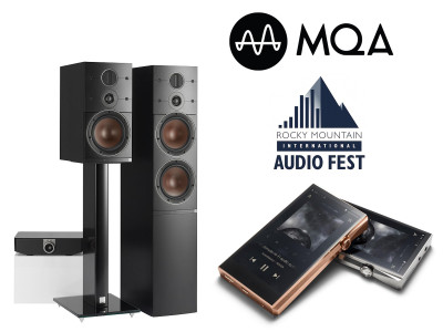 MQA Showcases Live Streaming and Continues Product Expansion at Rocky Mountain Audio Fest 2018