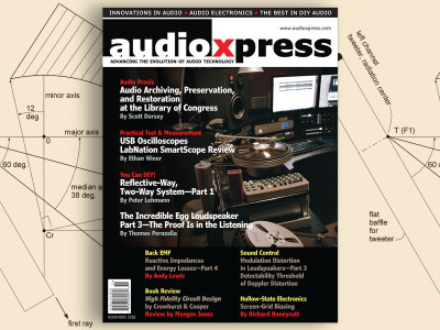 Audioxpress March 2015 Focus On Test Amp Measurement