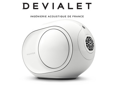 Devialet Unveils New Compact and More Affordable Phantom Reactor Speaker