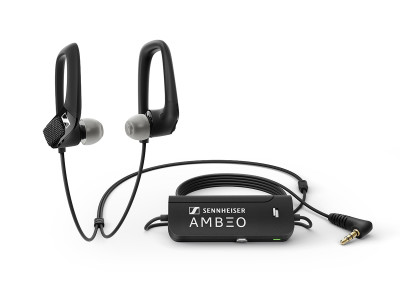 Sennheiser Launches AMBEO AR One In-Ear Headphones for Magic Leap One Glasses