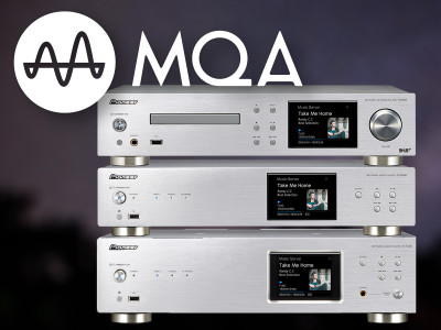 Pioneer Announces Roll-Out of MQA Support for Home Audio Products