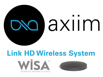 WiSA Announces Certification of Axiim Link WiSA USB Transmitter