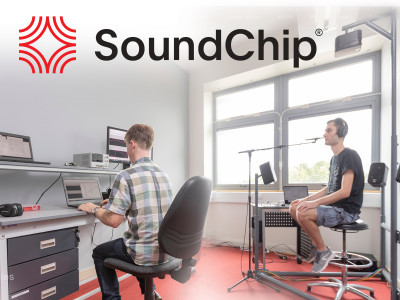 SoundChip Introduces Soundstation Array for Hybrid Noise Cancelling Headphone Development