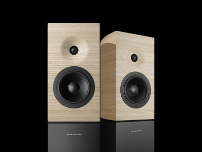 Amadeus Releases New Philharmonia Mini Passive Hi-Fi Speakers
