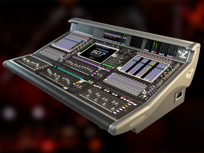 DiGiCo Introduces New SD7 Quantum Flagship Digital Mixing Console at AES New York
