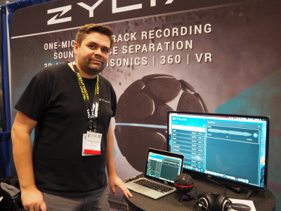 Zylia Enhances Functionalities of its ZM-1 360 Sound Recording Solution with New Software Releases