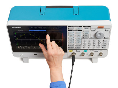 Tektronix Redefines the Arbitrary/Function Generator with New AFG31000 Series