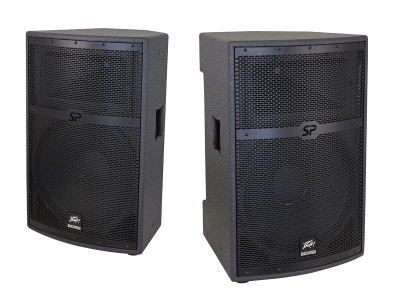 Improving a Workhorse: Peavey Unveils SP 2P Powered Speaker System