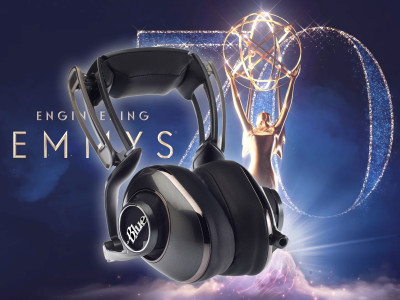 Blue Mix-Fi Headphone Wins 2018 Emmy Award for Outstanding Achievement In Engineering Development