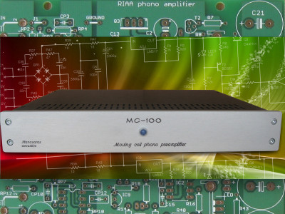 The MC100 - A High-Quality Moving Coil RIAA Preamplifier