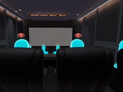 Modus VR Introduces Updates to Virtual Reality Home-Theater Design Platform