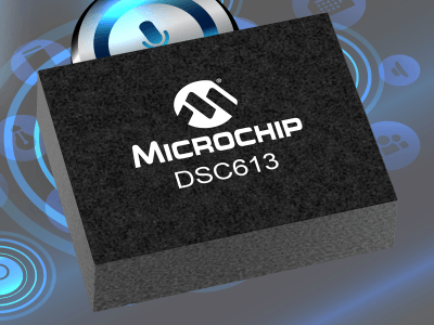 Microchip Announces Industry's Smallest Multi-output MEMS Clock Generator