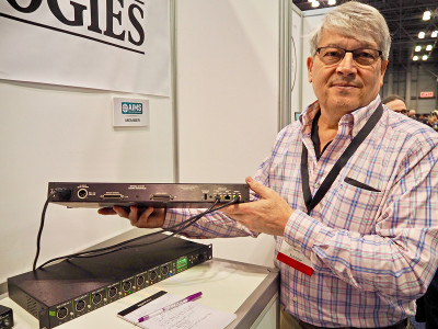 Studio Technologies Expands Audio-over-Ethernet Networking Options with New Dante and SMPTE ST 2110 Interfaces