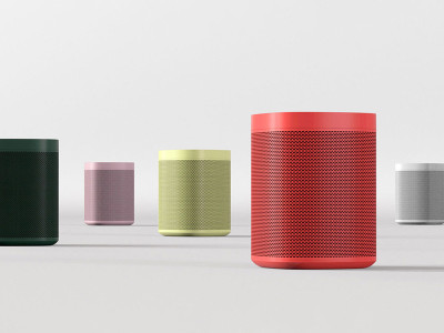 Sonos Announces new Sonos One Limited Edition Speaker Collection  Created in Collaboration with Danish Design Brand HAY