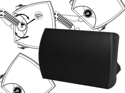 MSE Audio Introduces Soundtube STNet Dante-Enabled Outdoor Surface Mount Speakers
