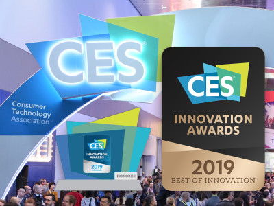 Consumer Technology Association Announces CES 2019 Best of Innovation Awards Honorees
