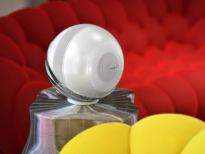 Cabasse Announces The Pearl Wireless Active Three-Way Coaxial Smart Speaker