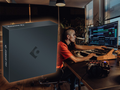 Steinberg Unveils Cubase 10 Music Production Software