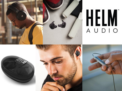HELM Audio Announces Studio Planar Headphones, True Wireless Headphones, and Boost In-Line Cable Amplifier Powered by THX AAA Technology