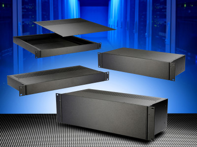 Hammond Announces Extended Rack Mount Unit Family Enclosures with Extra Sizes