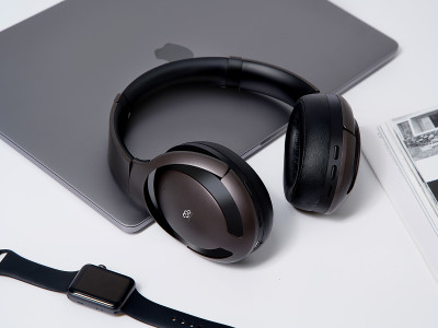 Senji Launches Feature-Packed and Affordable Mu6 Noise-Canceling Headphones on Indiegogo