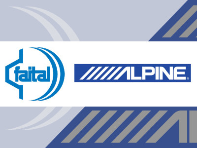 Faital and Alpine Electronics Establish Business Alliance for Car Audio
