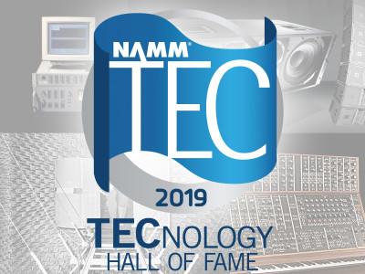 Eight Inductees to the NAMM TECnology Hall of Fame Announced