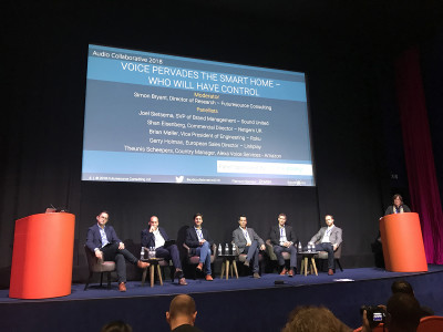 Voice Pervades the Smart Home: Futuresource Conference Panel Roundup