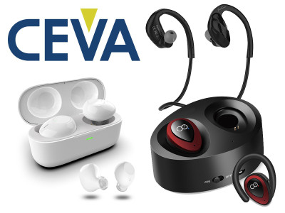 Tempow and CEVA Partner to Deliver Low Power, Low Latency True Wireless Stereo Technology for Bluetooth Earbuds
