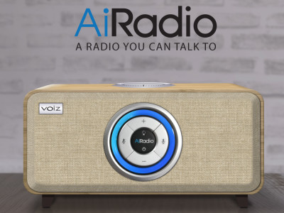 "VOIZ To Debut VOIZ AiRadio, the ""Radio You Can Talk To"" at CES 2019"