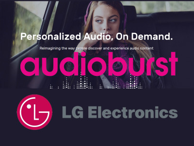 LG Electronics and Audioburst Collaborate to Build Audio Content Voice Search In-Car