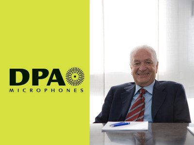 RCF Group Expands Global Reach with Acquisition of DPA Microphones