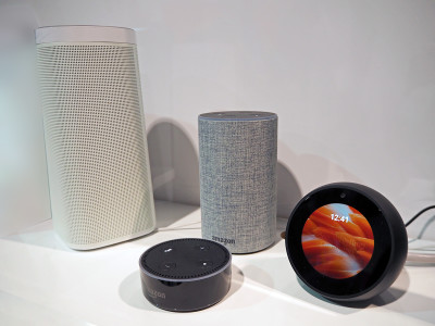 28% of Smart Speaker Owners use the Device to Control a Smart Home Device