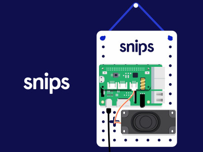 Snips Offers Offline Options for Voice Control and Voice Assistants to OEM's at CES 2019