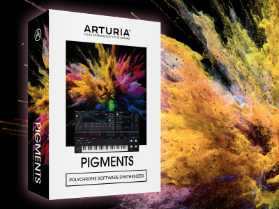 Arturia Announce Pigments Advanced Software Synthesizer