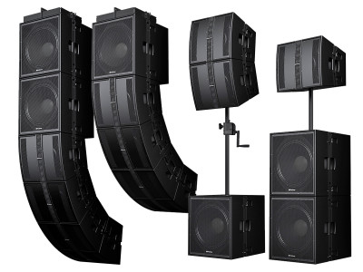 PreSonus Launches New Constant Directivity Loudspeakers Series