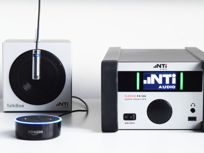 NTi Audio Announces Smart Measurements for Smart Devices Using the Flexus FX100 Audio Analyzer