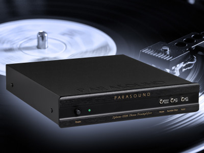 Parasound Launches Zphono XRM for Improved Vinyl Experiences