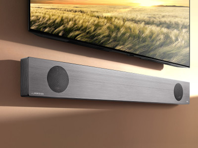 LG Raises the Bar for Home Theater Audio at CES 2019 with New AI-Enabled Soundbars