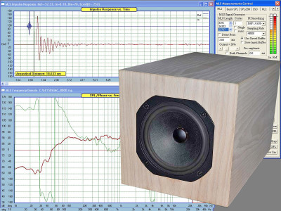 A Loudspeaker That Can Play Square Waves?