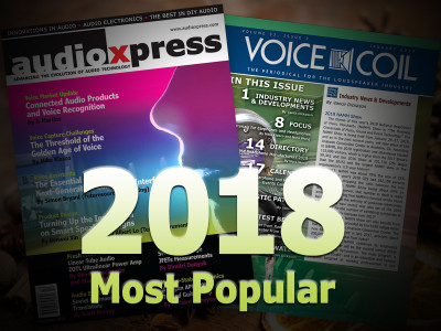 audioXpress.com - The Most Popular Stories of 2018