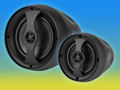 Dayton Audio Introduces New Line of Commercial Pendant Speakers